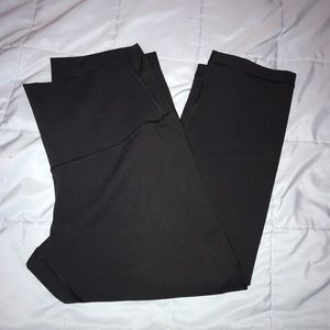 Lululemon full on luon crop leggings